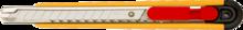 Нож с отламывающимся лезвием 9мм TOPEX 17B109