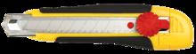 Нож с отламывающимся 18мм TOPEX 17B118
