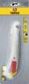 Нож с отламывающимся лезвием 18мм TOPEX 17B128