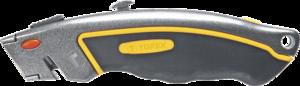 Нож с трапециевидным лезвием, 6 шт. TOPEX 17B172
