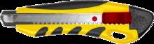 Нож с отламывающимся лезвием 18мм TOPEX 17B428
