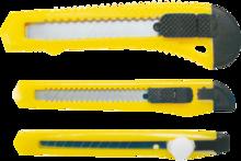 Набор ножей с отламывающимся лезвием TopTools 17B533