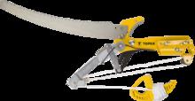 Секатор высотный c пилой и храповым механизмом TOPEX 15A256