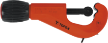 Труборез для медных и алюминиевых труб 6-45 мм TOPEX 34D037