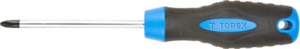 Отвертка крестовая PH3 x 150 мм TOPEX 39D825