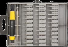 Отвертка с прецизионными насадками TOPEX 39D555