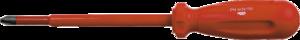 Отвертка крестовая 1000В, PH3 TOPEX 39D414