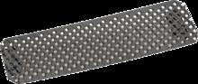 Лезвие для рубанка 11A406 140мм TOPEX 11A409