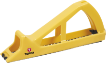 Рубанок по гипсокартону 250мм TOPEX 11A411