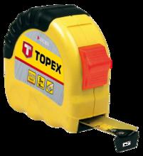"""Рулетка """"Shiftlock"""" 3 м TOPEX 27C303"""