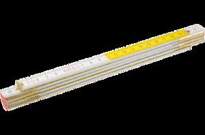 Метр складной деревянный 1000мм TOPEX 26C005