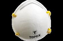 Противопылевые распираторы 5шт TOPEX 82S131