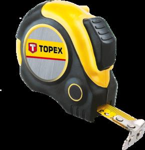 Рулетка 5 м TOPEX 27C365