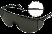 Очки защитные черные TOPEX 82S117