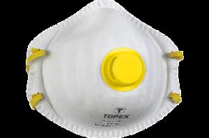 Противопылевые распираторы 2шт TOPEX 82S132
