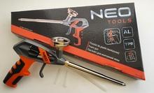 Пистолет для монтажной пены NEO 61-013 фото