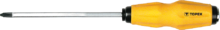 Отвертка крестовая ударная PH1 x 75 мм TOPEX 39D260