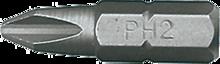 Насадки (биты) PH2 x 25 мм 10 шт. TOPEX 39D314