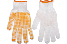 Перчатки рабочие TOPEX 83S302