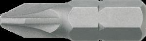 Насадки (биты) PZ2 x 25 мм 5 шт. NEO 06-016