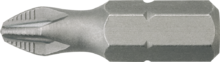 Насадки (биты) PZ2 x 25 мм 5 шт. NEO 06-038