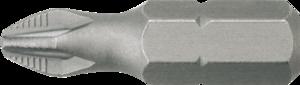 Насадки (биты) PZ2 x 50 мм 5 шт. NEO 06-039