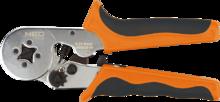 Клещи для обжима кабельных наконечников 170 мм NEO 01-507