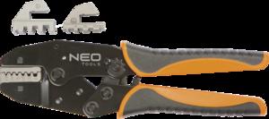 Клещи для обжима кабельных наконечников 220 мм NEO 01-506