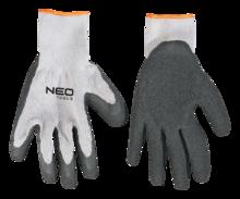Перчатки с латексным покрытием NEO Tools 97-600