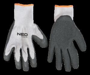 Перчатки с латексным покрытием NEO Tools 97-601