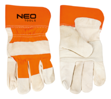 Перчатки кожаные NEO Tools 97-602