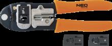 Клещи-обжимка 195 мм NEO 01-501