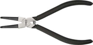 Щипцы изогнутые для снятия внутренних стопорных колец 300 мм NEO 01-048