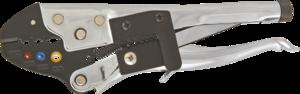 Клещи для обжима кабельных наконечников 210 мм NEO 01-505