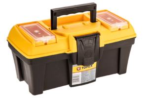 """Ящик для инструмента пластиковый, 12"""" 150x290x140 мм TOPEX 79R123"""