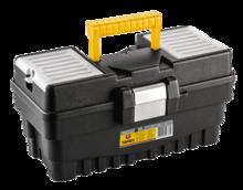 """Ящик для инструмента пластиковый, 15"""" 189x374x198 мм TOPEX 79R131"""