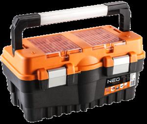Ящик для инструмента пластиковый NEO 84-105