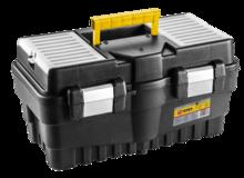 Ящик для инструмента пластиковый, 242x462x256 мм TOPEX 79R132