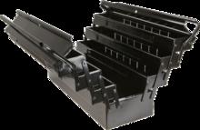 Ящик для инструмента металлический, 7-секционный TOPEX 79R102