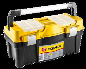"""Ящик для инструмента 22"""" пластиковый TOPEX 79R128"""