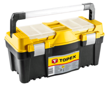 """Ящик для инструмента 25"""" пластиковый TOPEX 79R129"""
