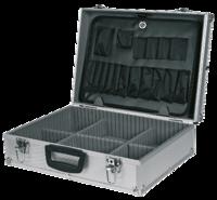 Кейс для инструмента алюминиевый TOPEX 79R220