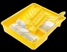 Набор малярный №2 для водоэмульсионных красок TOPEX 20B806