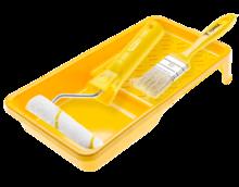 Набор малярный №3 для водоэмульсионных красок TOPEX 20B807