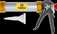 Пистолет для герметиков 600мл TOPEX 21B360