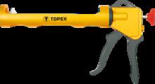 Пистолет для герметиков пласмассовый TOPEX 21B438