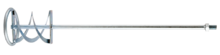 Миксер для строительных смесей 100мм TOPEX 22B001
