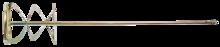 Миксер для строительных смесей 100мм TOPEX 22B010