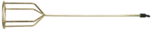 Миксер для гипсовых растворов 80мм TOPEX 22B208