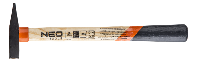 Молоток столярный 100г NEO Tools 25-010